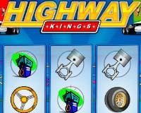 Игровой автомат Highway Kings (Короли хайвеев)
