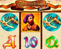 Игровой слот Columbus Deluxe