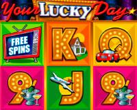 Игровой слот Your Lucky Day (Твой Счастливый День)