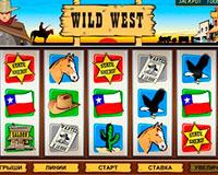 Автомат Wild West (Дикий Запад)